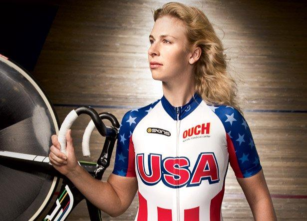 Sarah Hammer: American Cycling's Olympic Hope   Bicycling