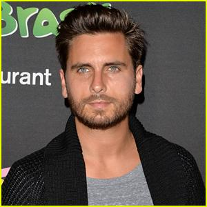Scott Disick Checked Into Rehab Amid Kourtney Kardashian Split