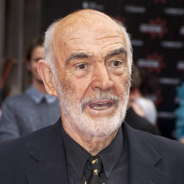 Sean Connery Happy And Healthy At U.S. Open   Celebrity News
