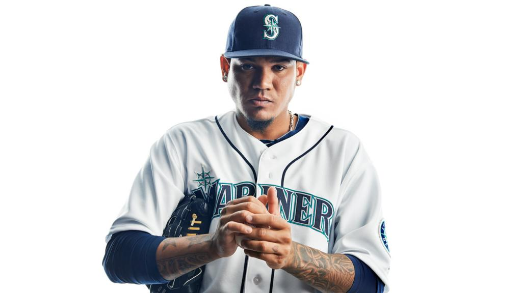 Seattle Mariners Pitcher Felix Hernandez Sets Tone For Team's Whole
