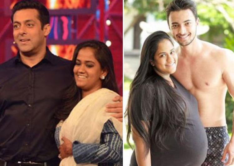 See Pics: Arpita Khan And Aayush Sharma's Last Photo Shoot Before