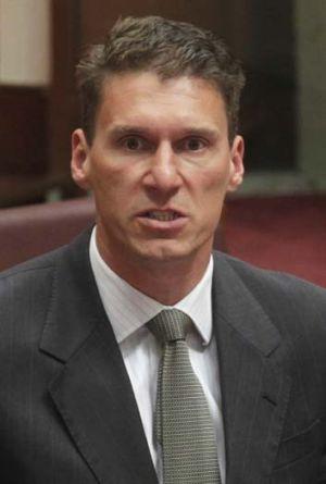 Senator Cory Bernardi Points To US Tea Party