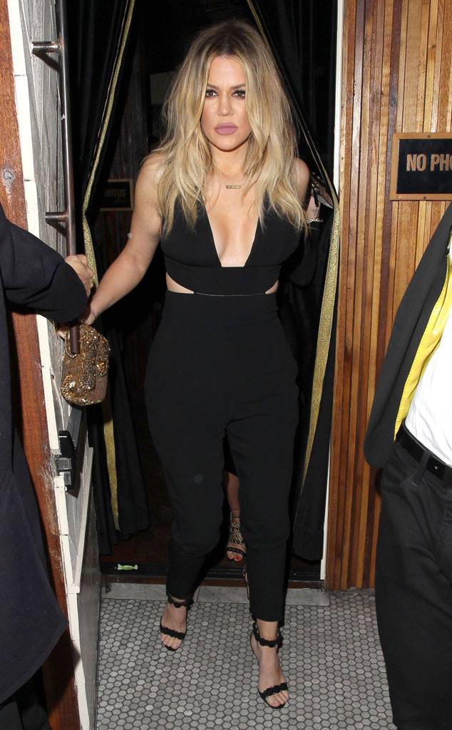 Sexy Sparkle From Khloe Kardashian's Best Looks