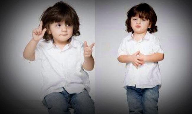 Shah Rukh Khan's Son Abram Steals Everyone's Heart On The Sets Of Ring