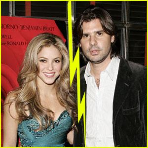 Shakira & Antonio De La Rua Split After 11 Years   Antonio De La