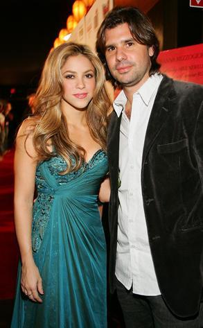 Shakira Sued For $100 Million By Ex-Boyfriend   E! News