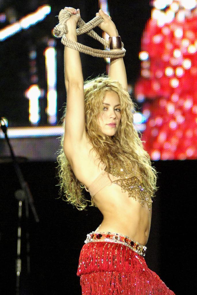 Shakira - Wikipedia