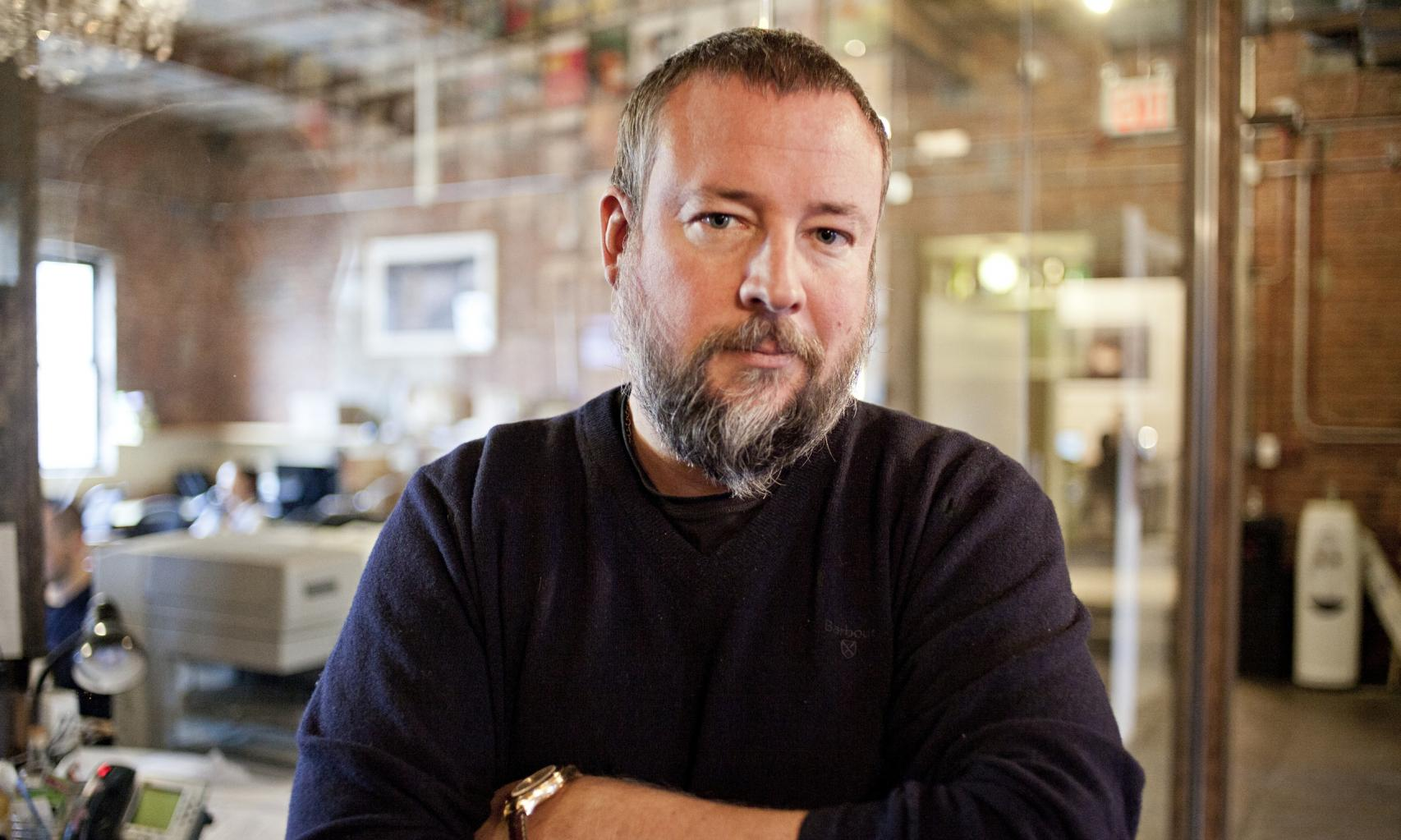 Shane Smith = Advertisers Need To Leave Their Comfort Zone - C3 Metrics