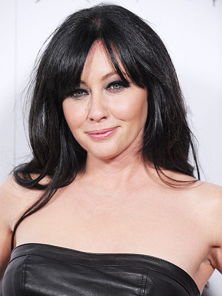 Shannen Doherty Has Breast Cancer: The Star Opens Up Exclusively To