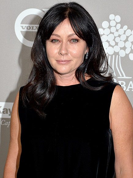Shannen Doherty Makes First Appearance Since Breast Cancer Diagnosis