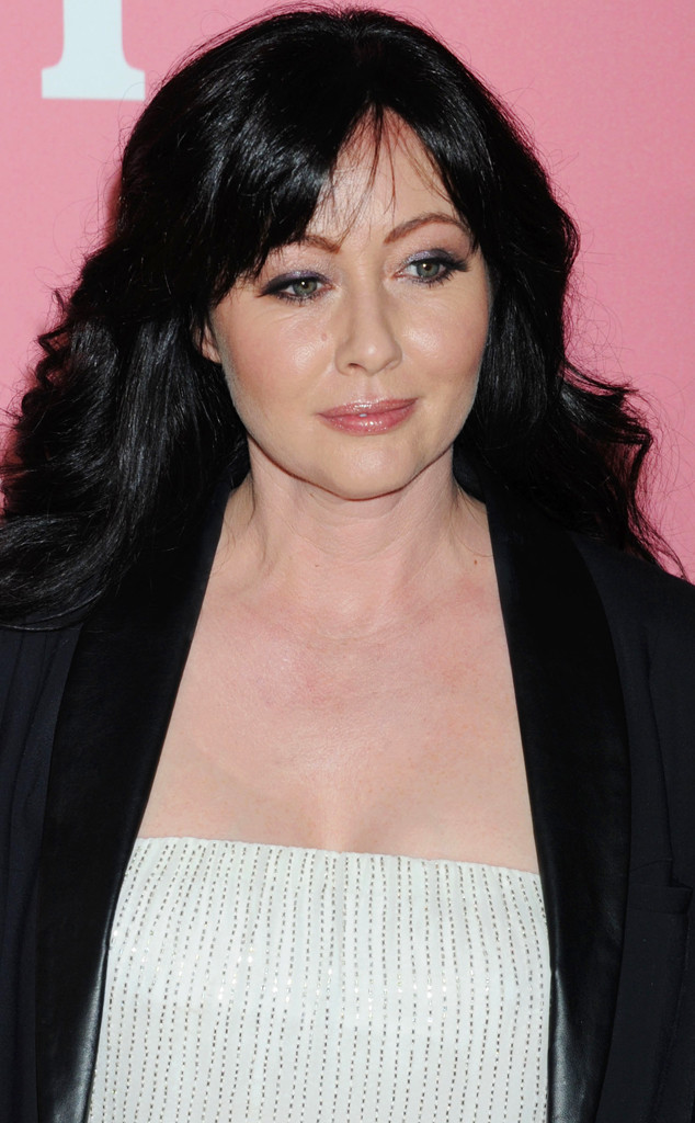 Shannen Doherty Reveals Breast Cancer Diagnosis, Sues Business