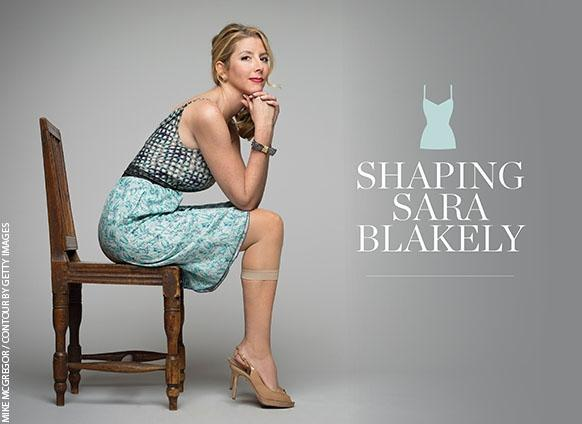 Shaping Sara Blakely: Meet The Billionaire Founder Of Spanx   SUCCESS