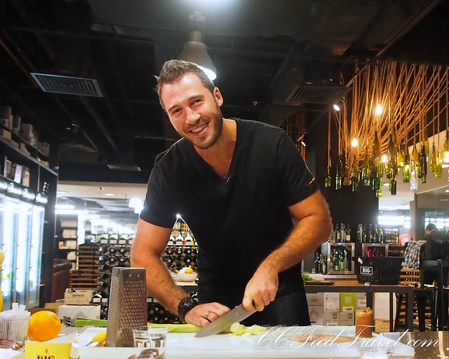 Sharone Hakman Of MasterChef US Cooks Up A Storm At BIG, Publika
