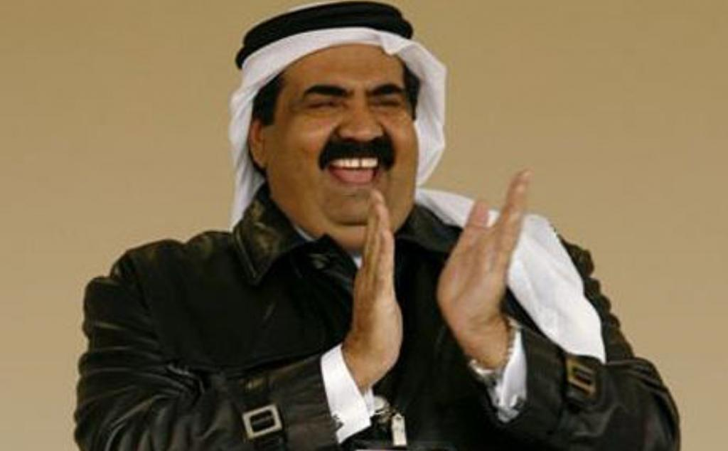 Sheikh Hamad Bin Khalifa Al-Thani Of Qatar Purchases Six Greek