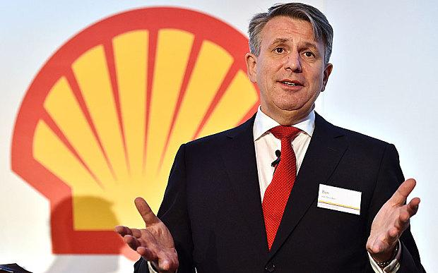 Shell CEO: 'carbon Bubble' Campaigners 'ignore Reality' - Telegraph