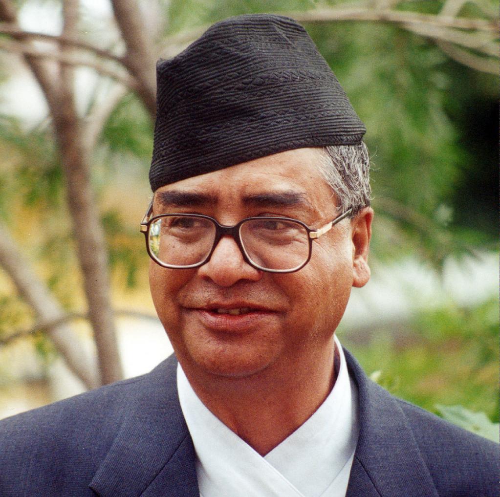 Sher Bahadur Deuba Elected Nepali Congress President ... Taylor Lautner