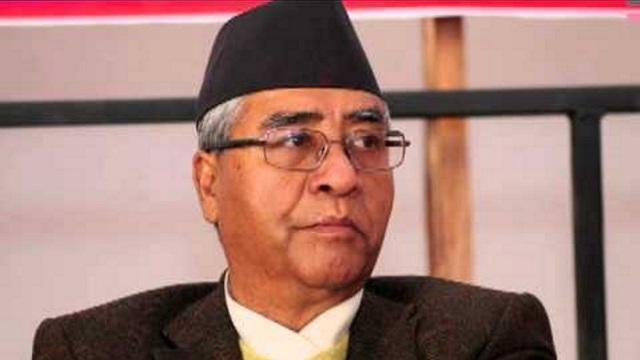 Sher Bahadur Deuba Elected Nepali Congress President   Latest News