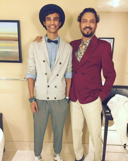 SHIRTLESS Babil Khan, Irrfan's Elder Son SPOTTED Getting Cozy With