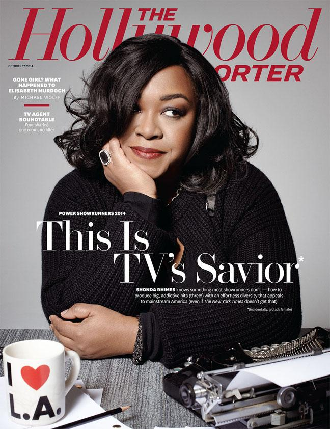 Shonda Rhimes On 'Grey's Anatomy' Chapter, 'Angry Black Woman' Flap
