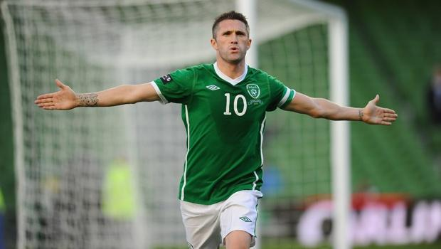 Should Irish Fans Give Robbie Keane More Credit? - Back Page