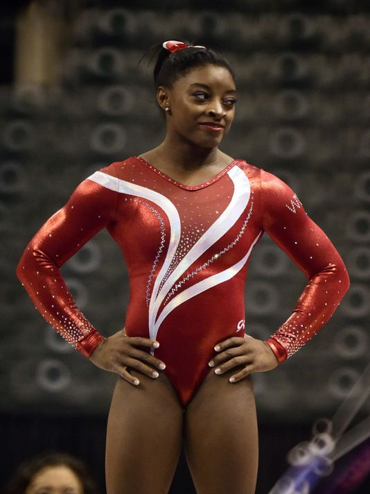Simone Biles Named U.S. Female Olympic Athlete Of The Year