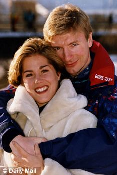 Skating Legend Christopher Dean Splits From Wife Amid Rumours He's