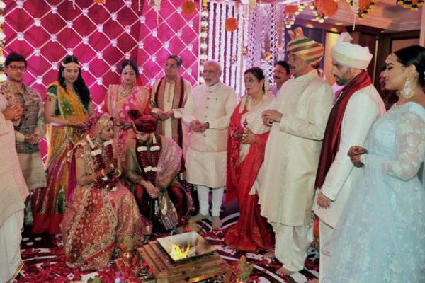 Sonakshi Sinha's Brother Kush Sinha's Wedding: Who All Attended The