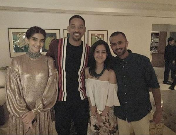 Sonam Kapoor Begins New Year In Cutest Way, Shares Picture With