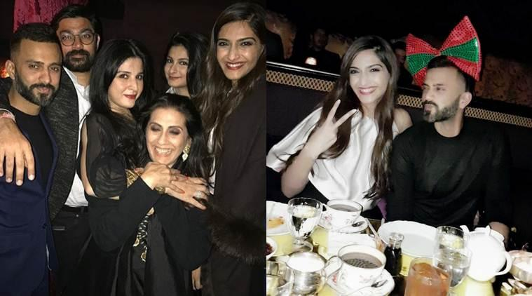 Sonam Kapoor's Rumoured Beau Anand Ahuja Is A Part Of Family At