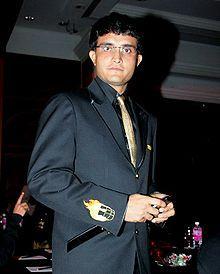 Sourav Ganguly - Wikipedia