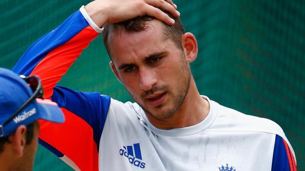 South Africa V England: Alex Hales Doubtful For Third Test - BBC Sport
