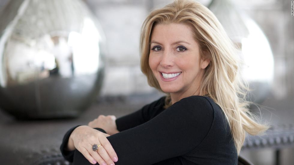 Spanx's Sara Blakely: Turning $5,000 Into $1 Billion With Panties