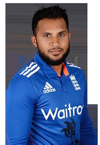 Adil Rashid Sports Libro
