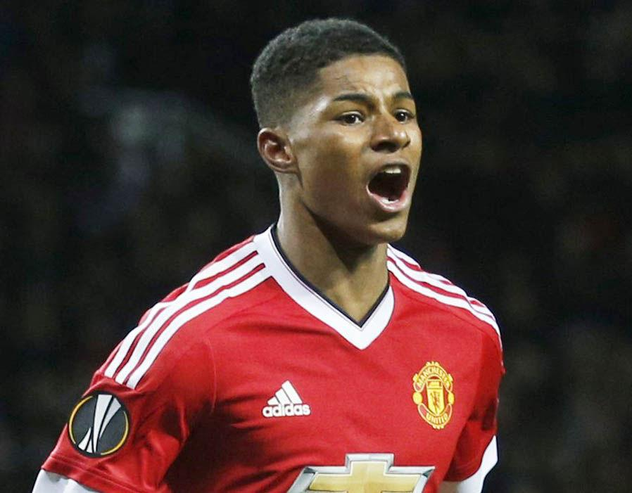 Spotted: Marcus Rashford Drives To Training As Jorge Mendes Fights