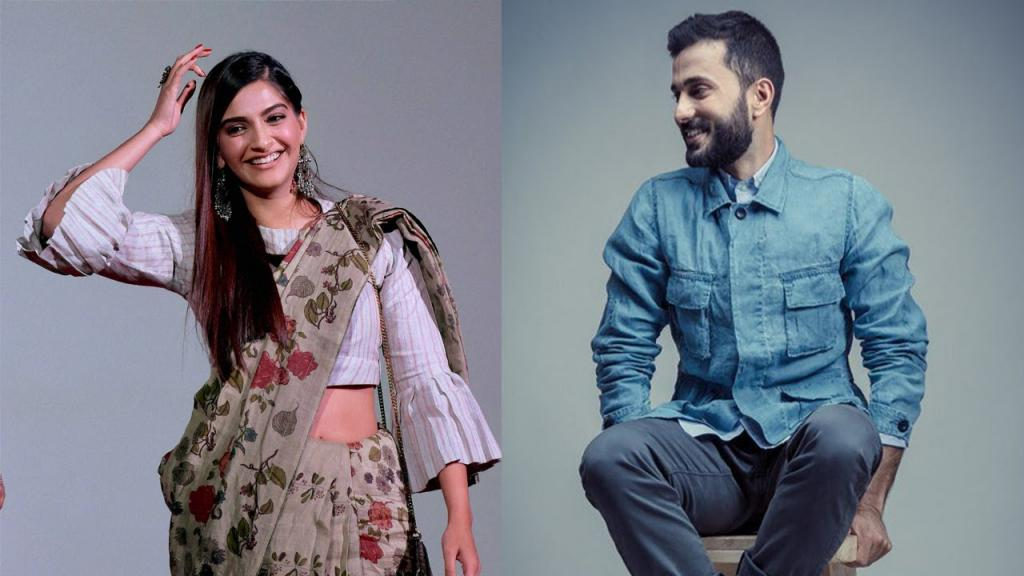 Spotted: Sonam Kapoor And Beau Anand Ahuja Bumped Into Juhi Chawla