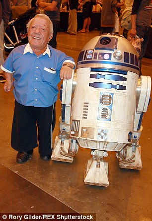 Star Wars' C-3PO Actor Anthony Daniels Reveals Feud With R2-D2 Actor