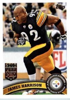 STEELERS On Pinterest   Pittsburgh Steelers, James Harrison And