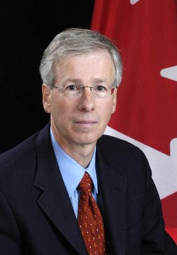 Stephane Dion, Canadian Politician, A Distant Cousin Of Celine Dion