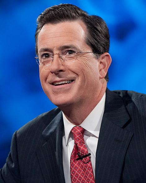 Stephen Colbert - Who Should Be TIME's Person Of The Year 2012? - TIME