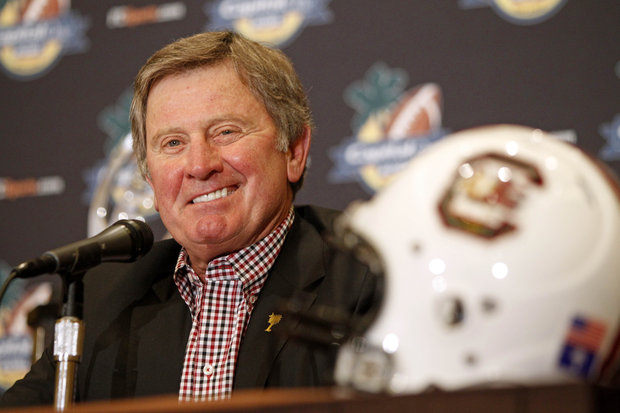 Steve Spurrier Archives - FootballScoop