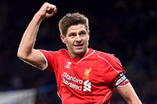 Steven Gerrard: The REAL Reason I Left Liverpool   Daily Star