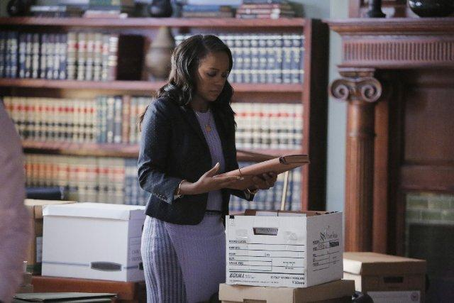 Still of Aja Naomi King in How to Get Away with Murder (2014