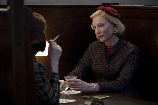 Still of Cate Blanchett in Carol (2015)