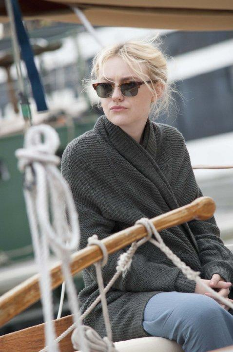 Still of Dakota Fanning in The Benefactor (2015)