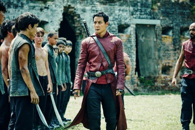 Still of Daniel Wu in Into the Badlands (2015)