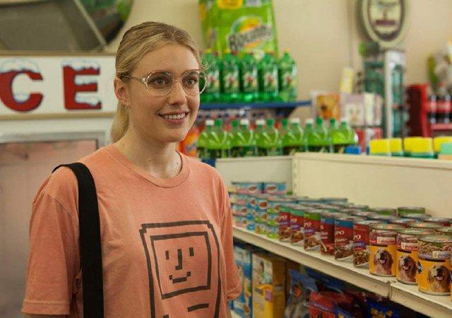 Still of Greta Gerwig in Wiener-Dog (2016)