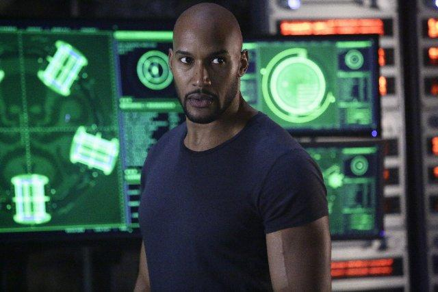 Still of Henry Simmons in Agents of S.H.I.E.L.D. (2013)