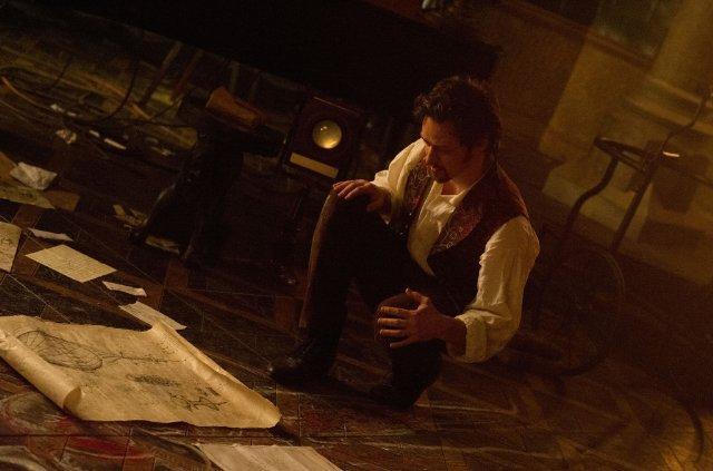 Still of James McAvoy in Victor Frankenstein (2015)