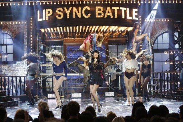 Still of Jenna Dewan Tatum in Lip Sync Battle (2015)