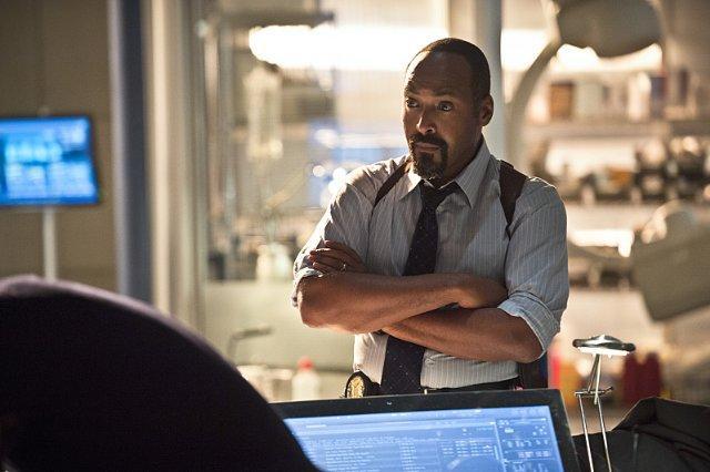 Still of Jesse L. Martin in The Flash (2014)